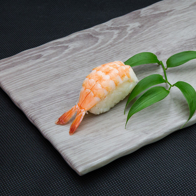 King shrimp sushi