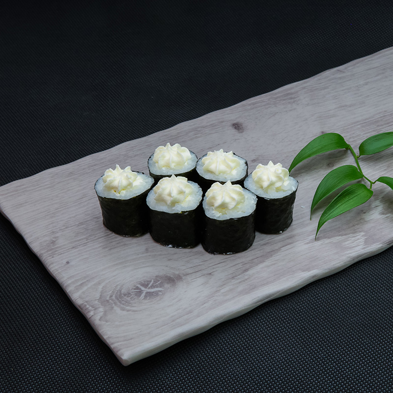 Cream cheese maki