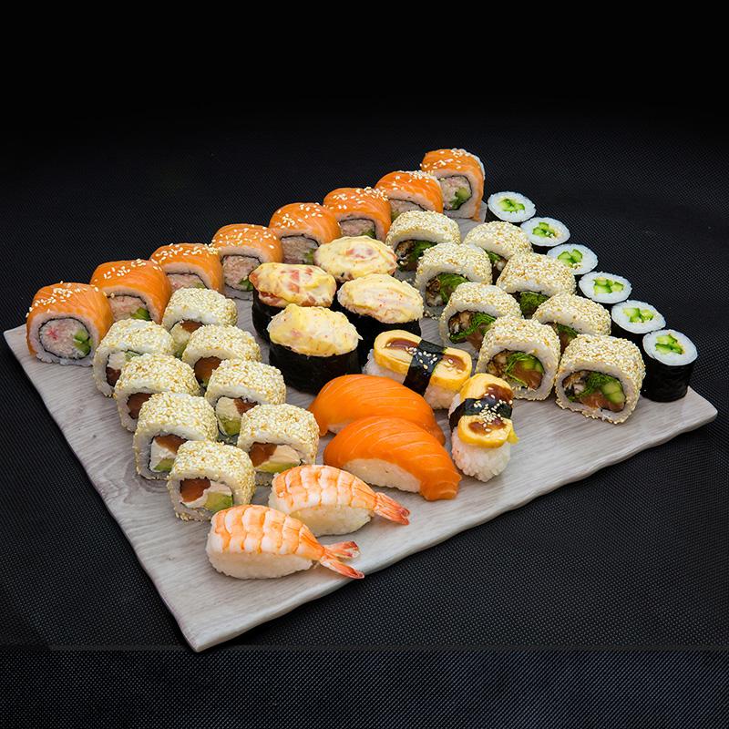 Top sushi set