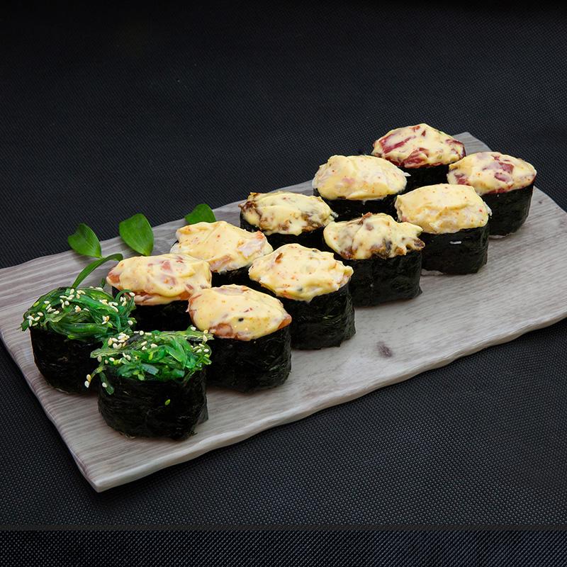 Terav sushi set