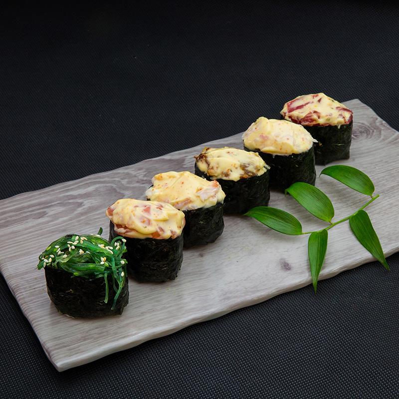 Mini terav sushi set